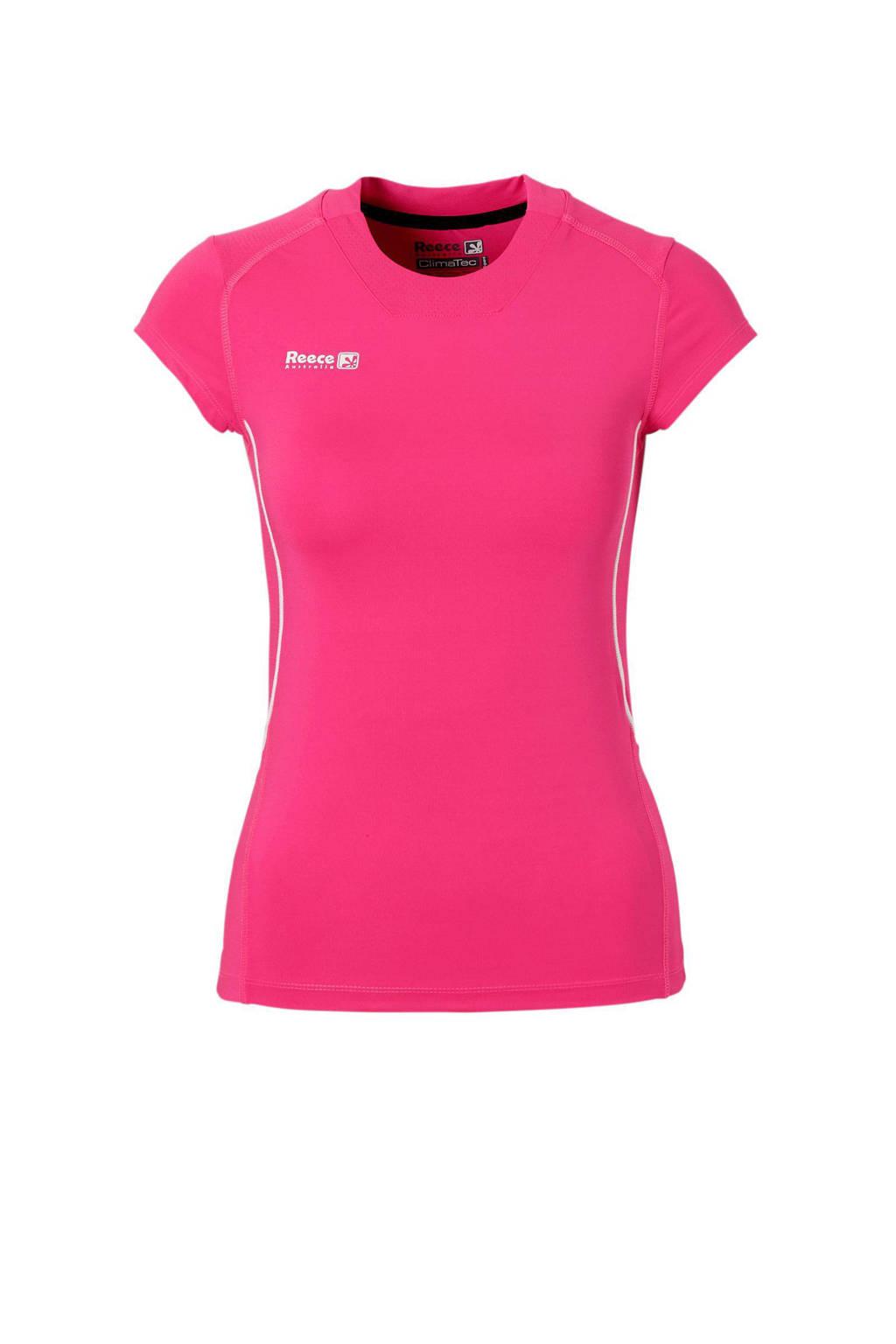 Reece Australia sport T-shirt roze, Roze, Meisjes