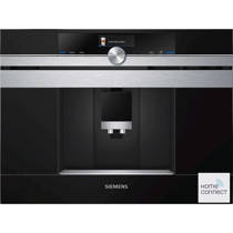 Siemens CT636LES6 Home Connect inbouw koffiemachine