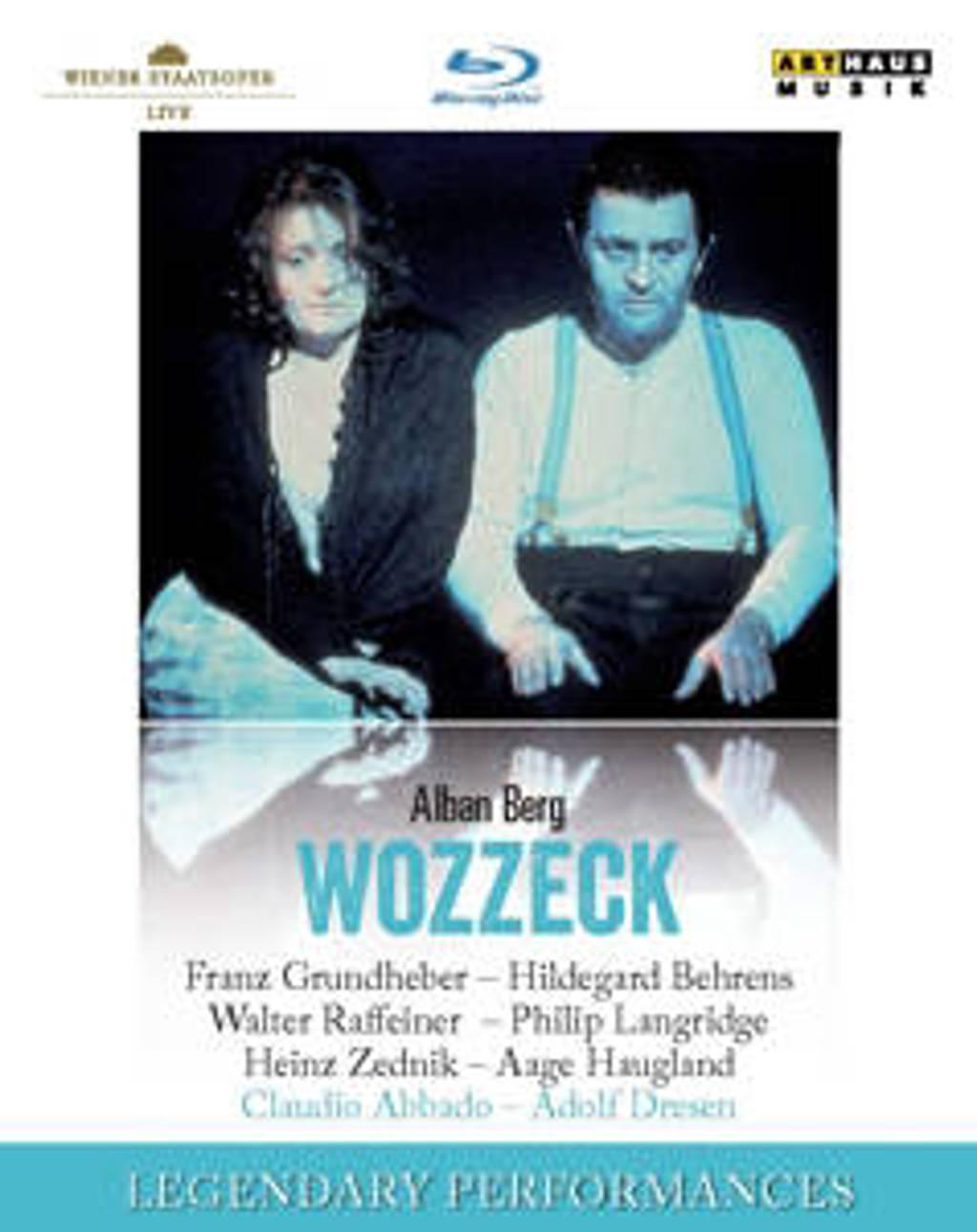 Grundheber,Raffeiner,Behrens - Legendary Performances Berg Wozzeck (Blu-ray)