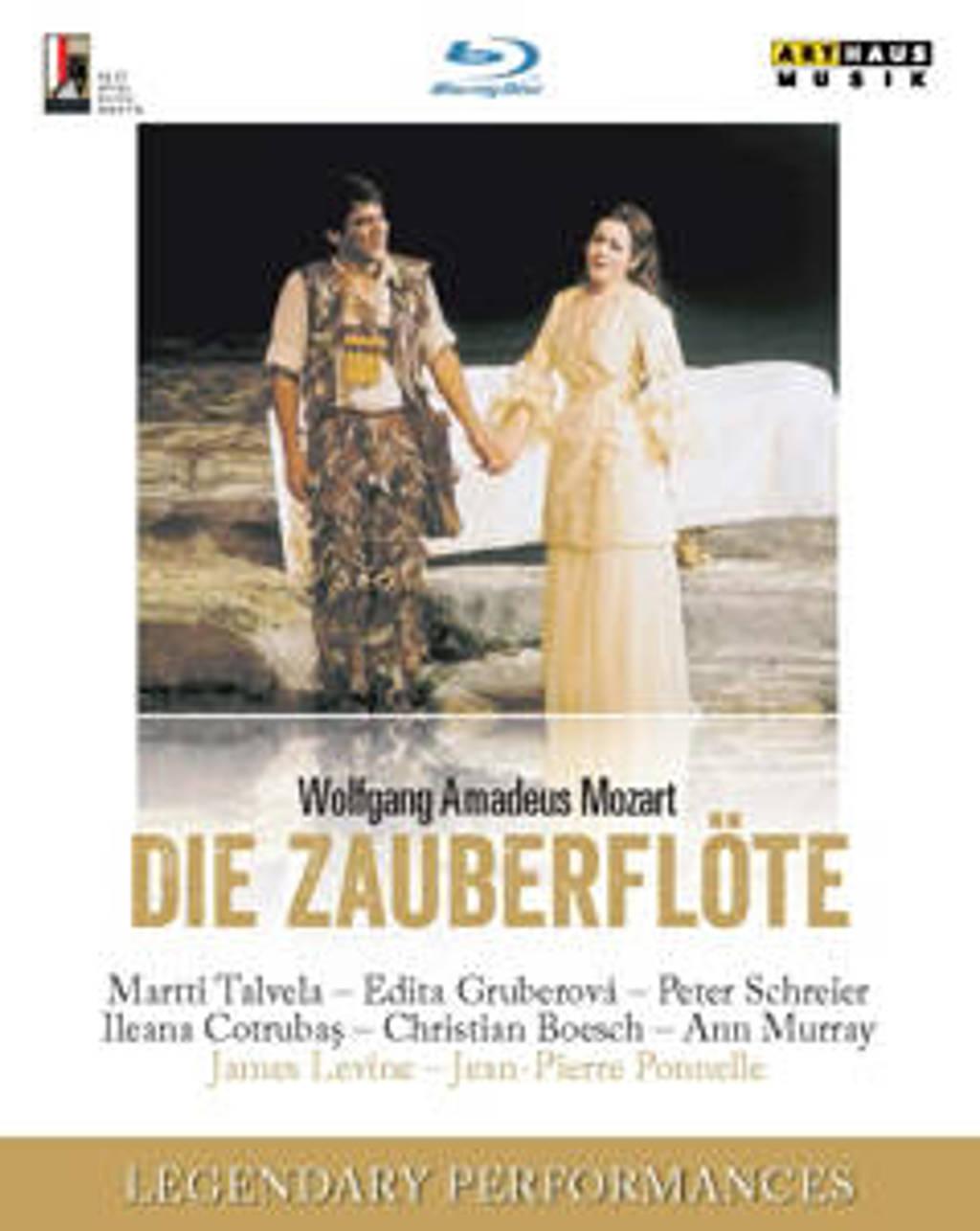 Gruberova,Talvela,Schreier - Legendary Performances Mozart The M (Blu-ray)