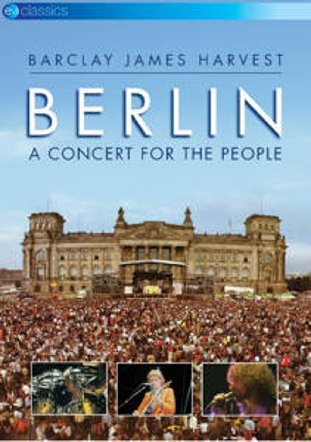 Barclay James Harvest - Berlin - A Concert For The People (DVD)
