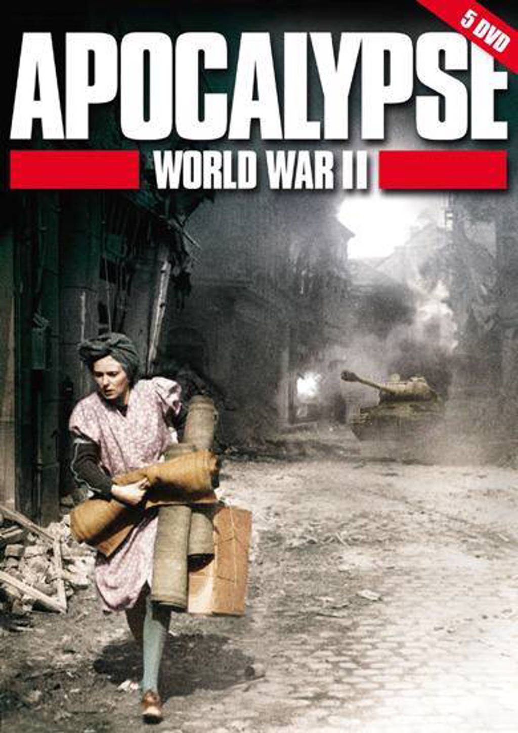 Apocalypse - World war 2 (DVD)