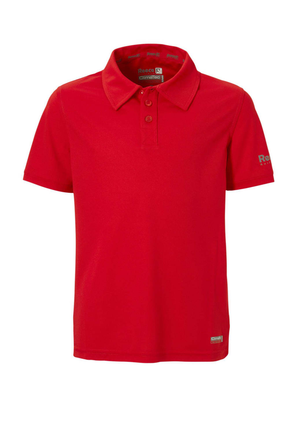 Reece Australia   sportpolo rood, Rood