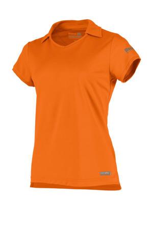 sportpolo oranje