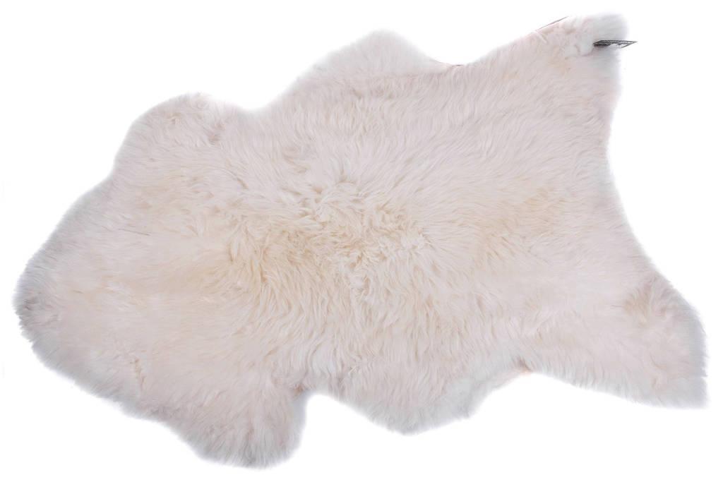 Mood collection schapenvacht  (65x100 cm), Wit