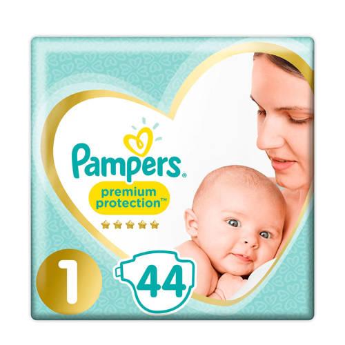 Pampers Midpack Maat 1 (New Born) 2-5 kg 44 luiers