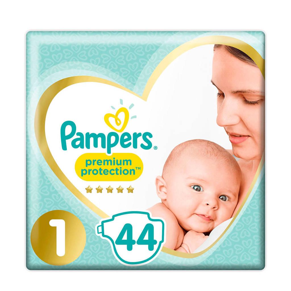Pampers Premium Protection maat 1 (2-5 kg) 44 luiers