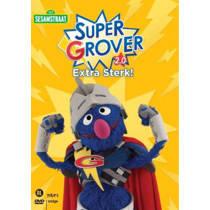Sesamstraat Super Grover 2.0 - Extra sterk (DVD)