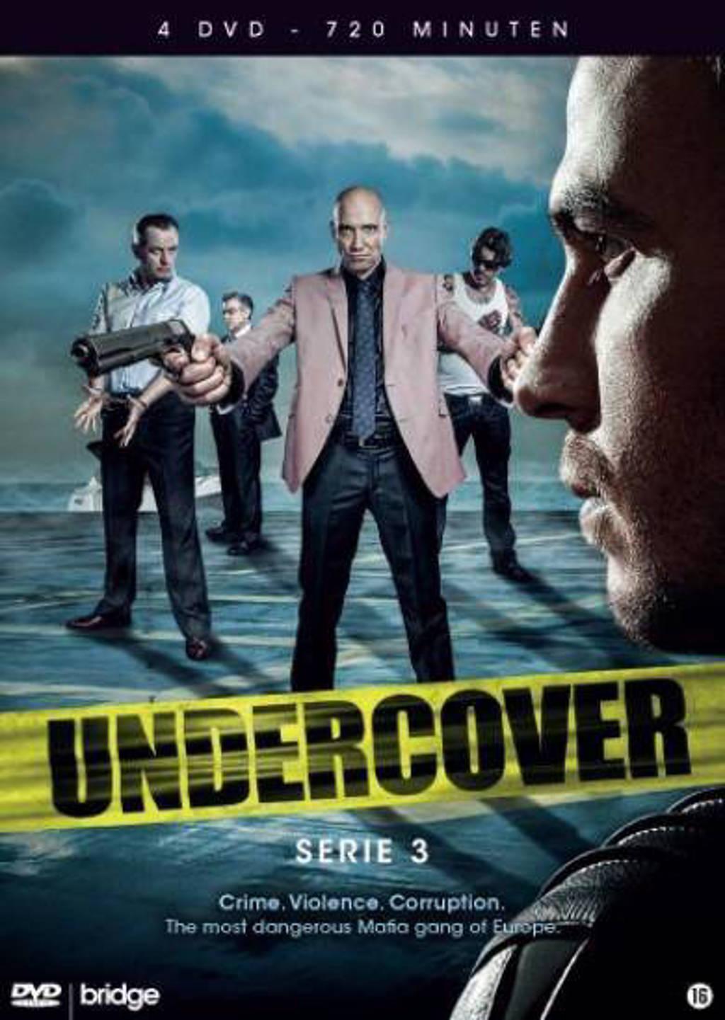 Undercover - Seizoen 3 (DVD)