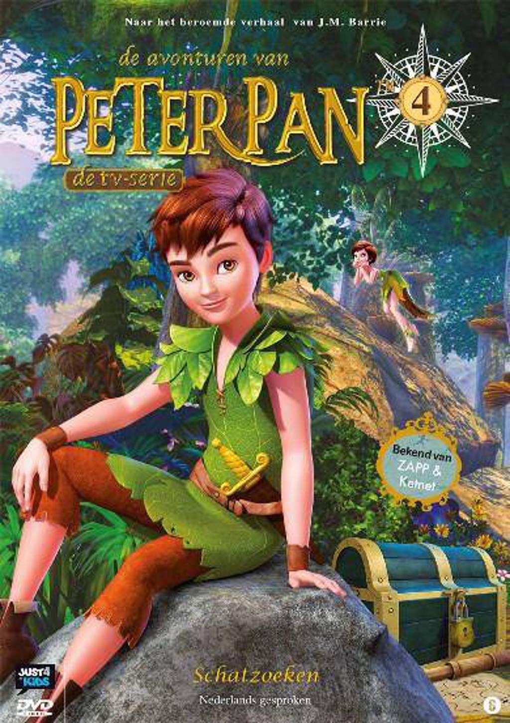 Avonturen van Peter Pan 4 (DVD)