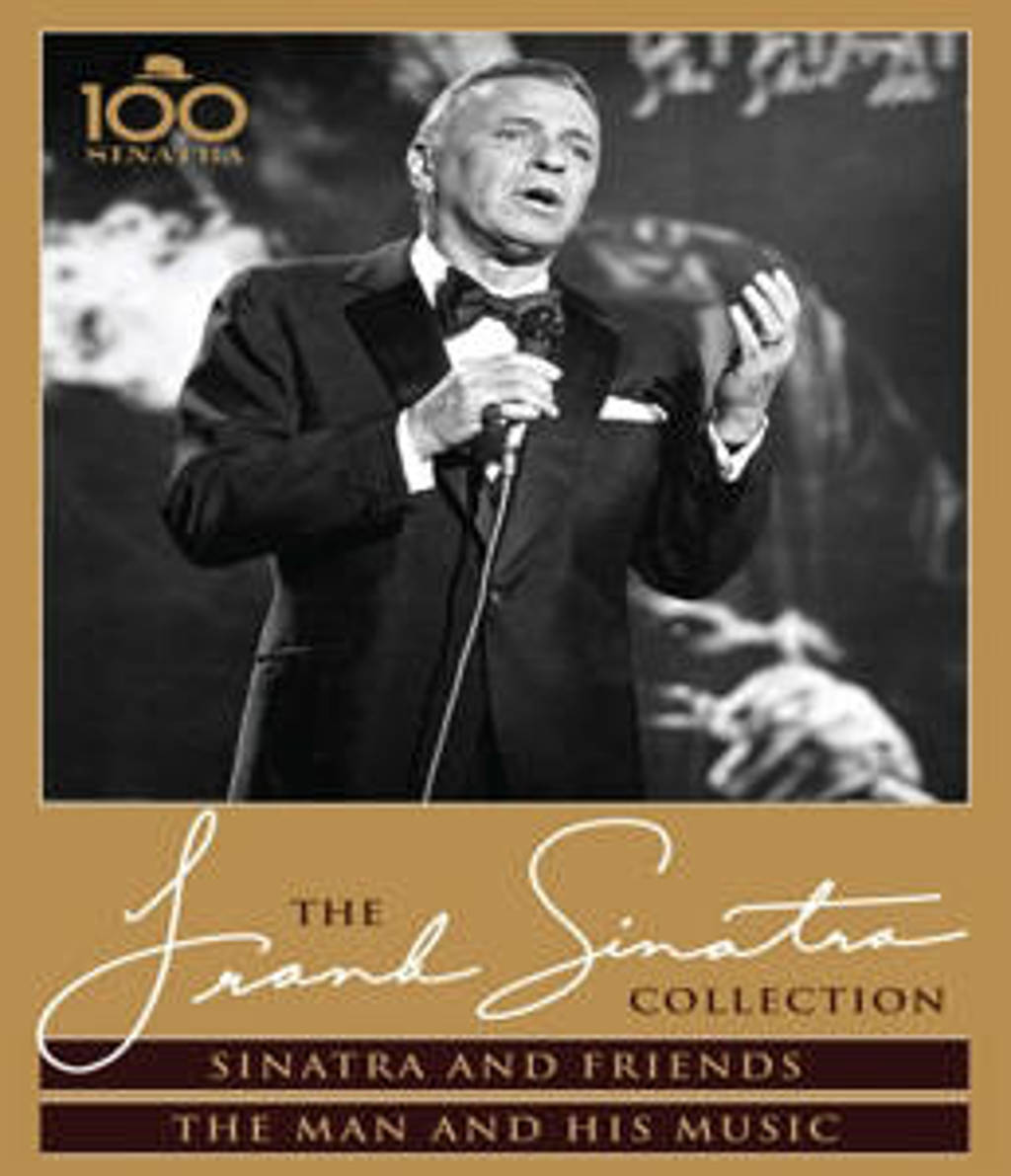 Frank Sinatra - Sinatra & Friends + The Man And His (DVD)