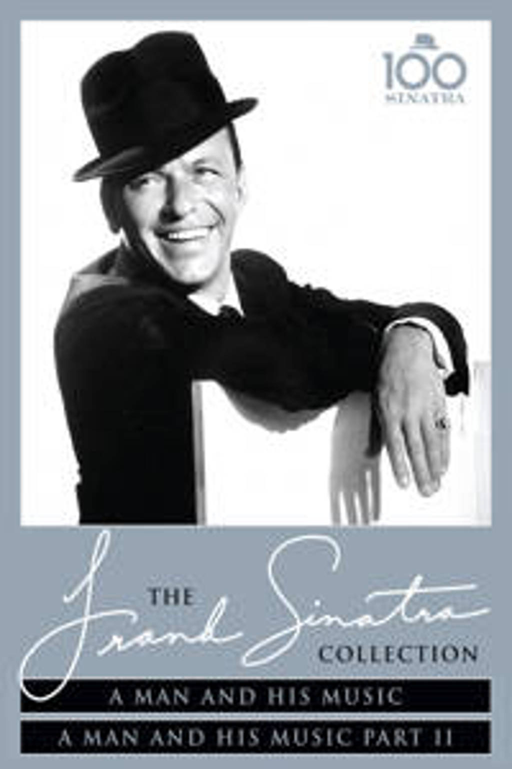 Frank Sinatra - A Man And His Music + A Man And His (DVD)