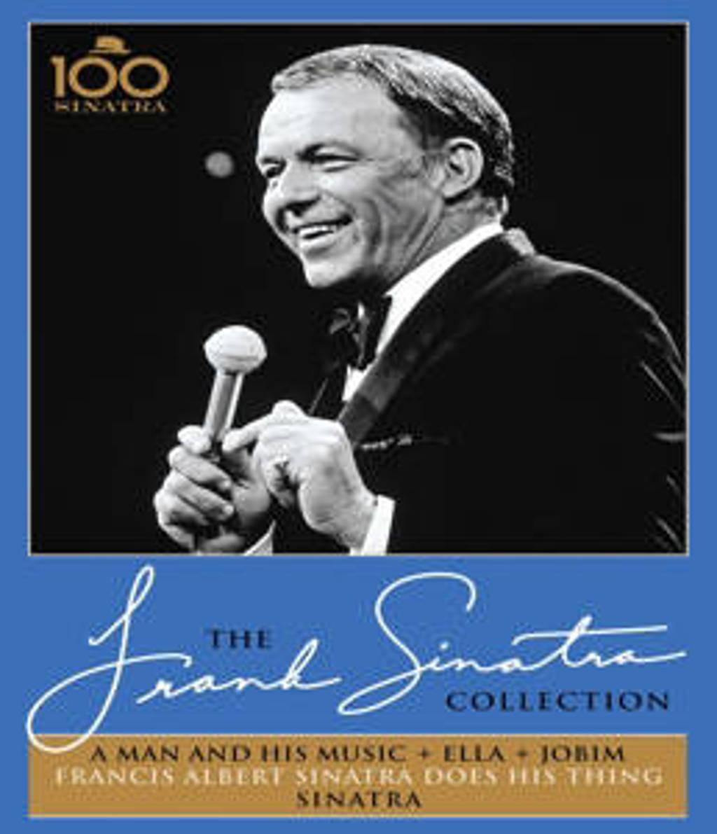 Frank Sinatra - A Man And His Music + Ella + Jobim (DVD)