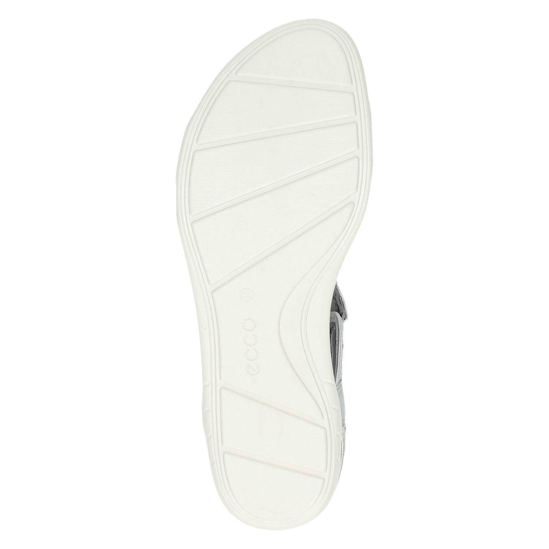 ad05bc4f5b1593 Ecco Bluma leren sandalen | wehkamp