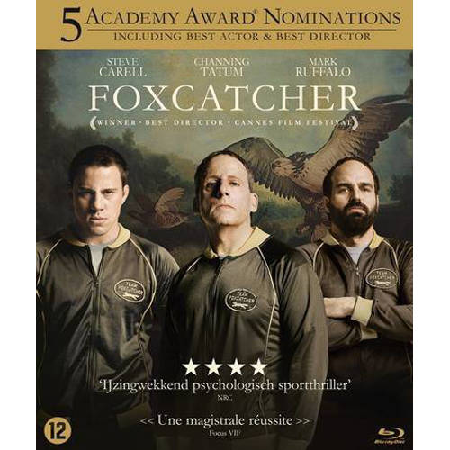 Foxcatcher (Blu-ray) kopen