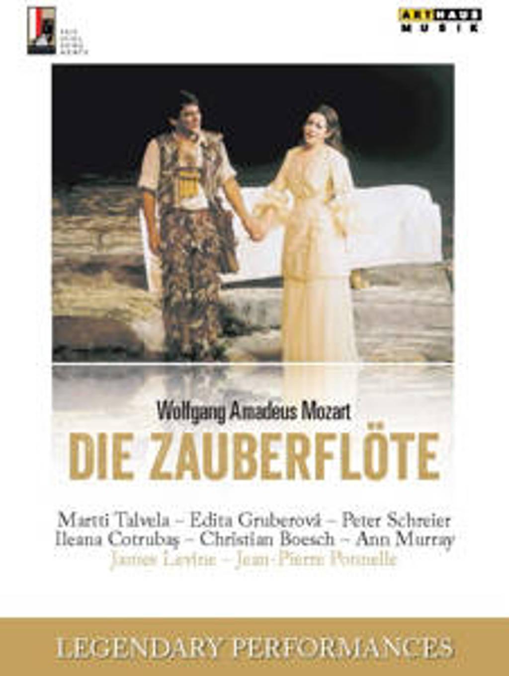 Gruberova,Talvela,Schreier - Legendary Performances Mozart The M (DVD)