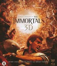 Immortals (3D) (Blu-ray)
