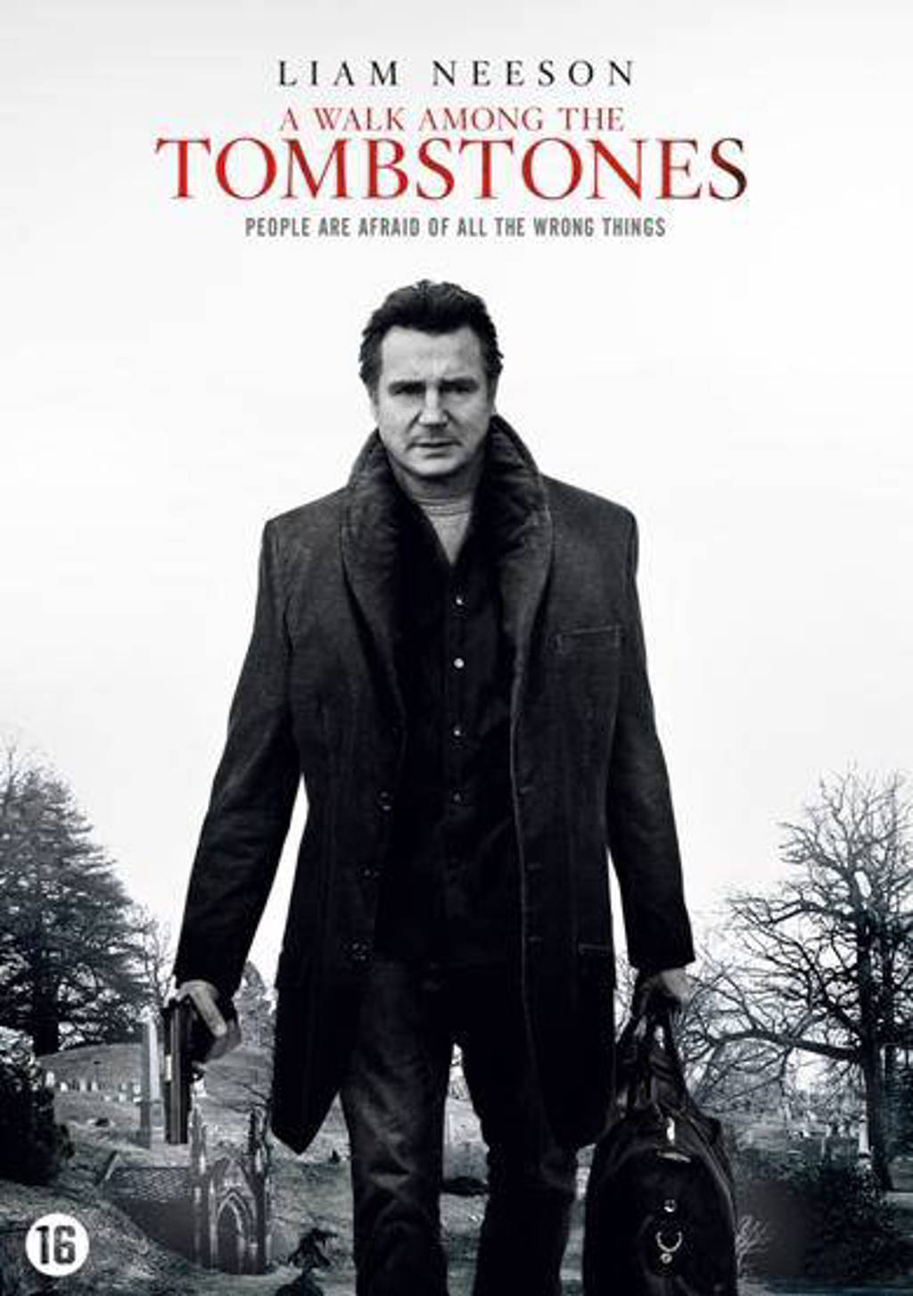 Walk among the tombstones (DVD)
