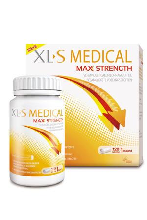 Max Strength tabletten - 120 tabletten