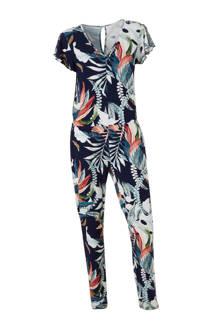 jumpsuit met all over print