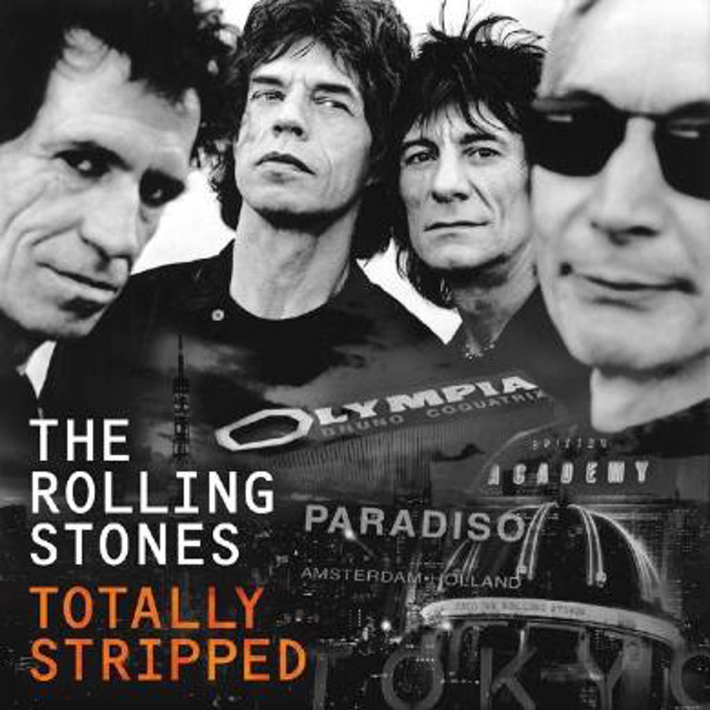 The Rolling Stones - Totally Stripped (DVD)