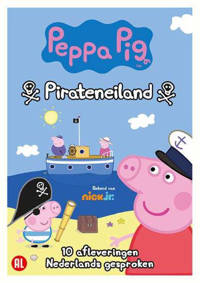 Peppa Pig - Pirateneiland (DVD)