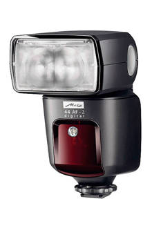 mecablitz 44 AF-2 Nikon Flitser