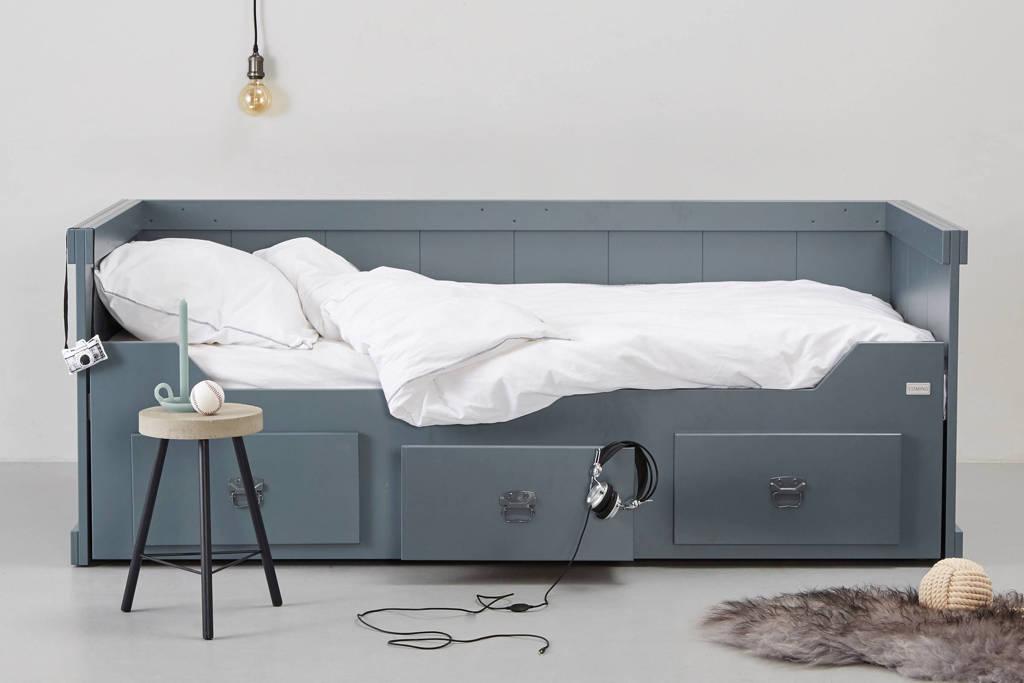 Coming Kids bedbank Rough (90x200 cm), Grijs