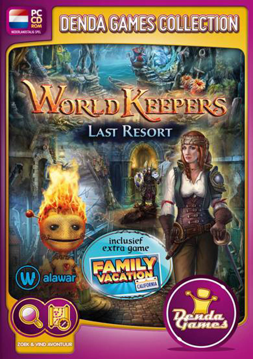World keepers - Last resort (PC)