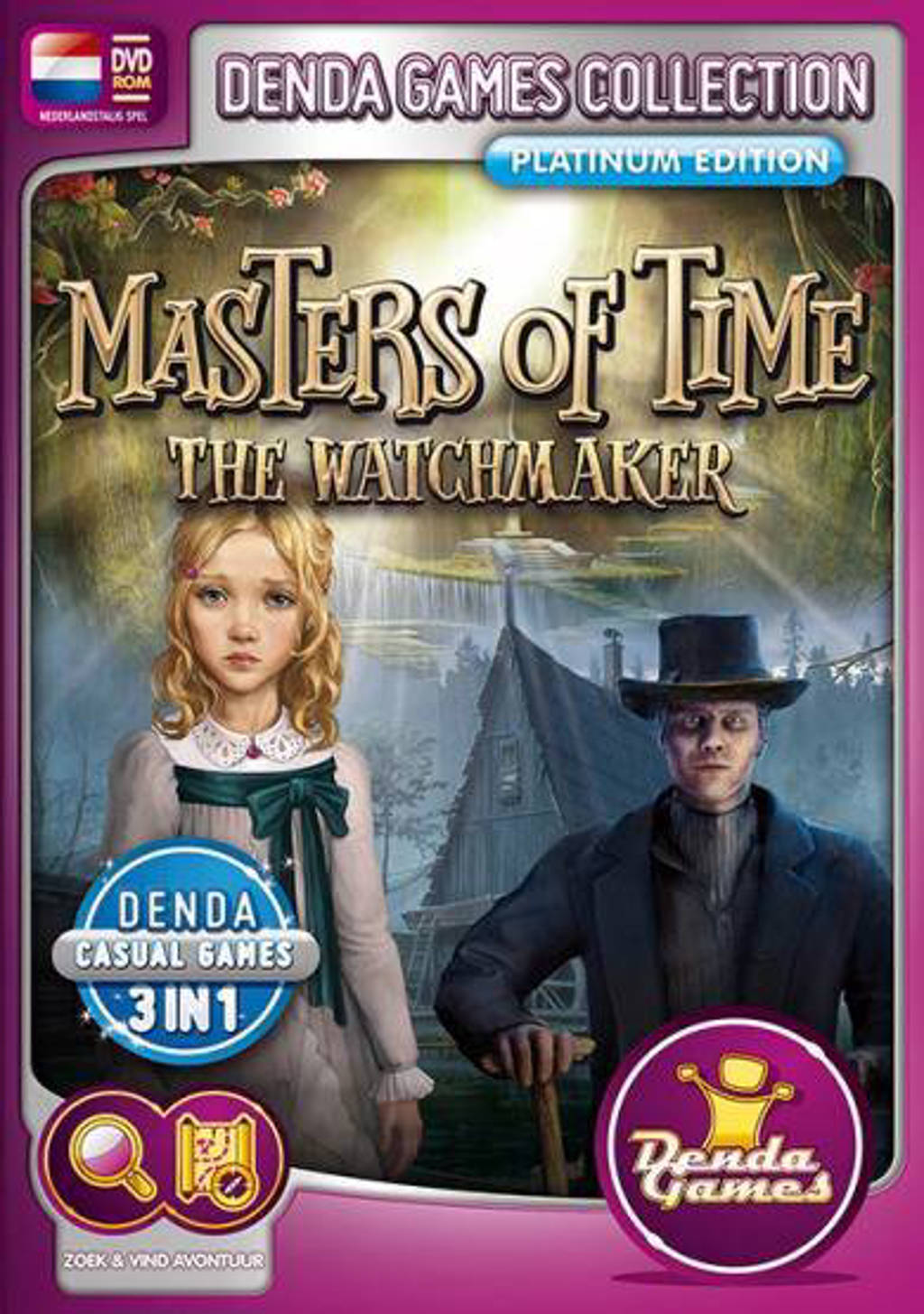 Masters of time - The watchmaker (PC)