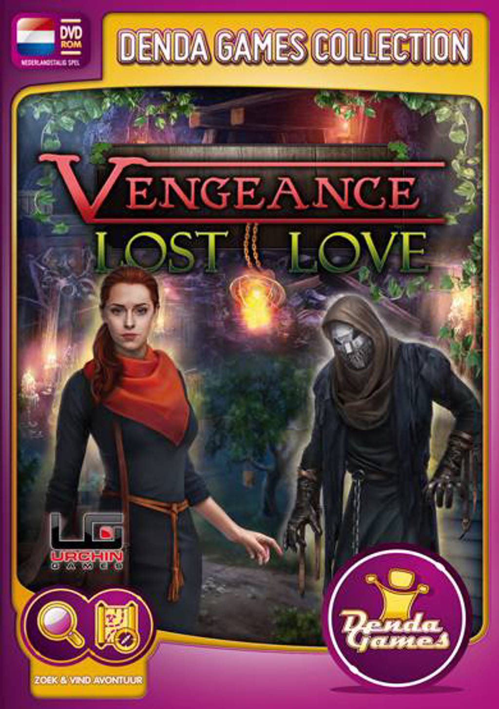 Vengeange - Lost love (PC)