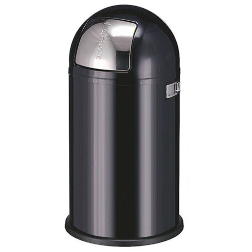 Wesco Pushboy 50 liter prullenbak kopen