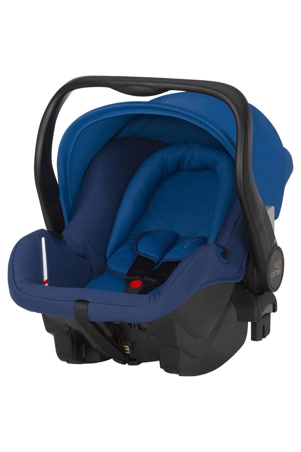 Britax Römer PRIMO BUNDLE autostoel inclusief base ocean blue, Ocean blue
