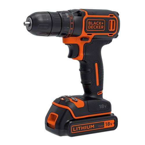 Black+Decker BDCDC18 accuschroef-/boormachine 18V kopen