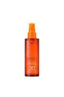 Lancaster Sun Beauty Satin Sheen Oil Fast Tan Optimizer - SPF 30