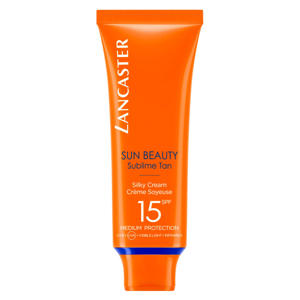 Sun Beauty Face Silky Cream SPF15 - 50 ml