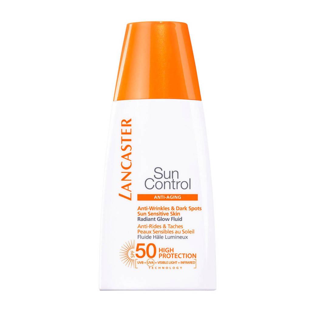 Lancaster Sun Control Anti-Wrinkle Glow zonnebrand - SPF 50