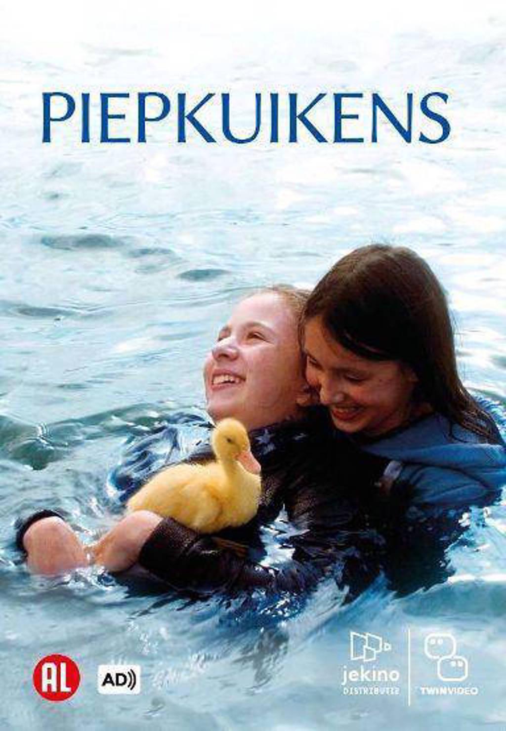 Piepkuikens (NL-only) (DVD)