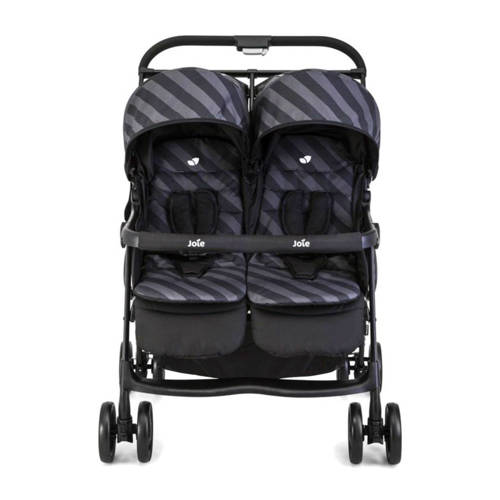 Joie Aire Twin duo buggy Liquorice