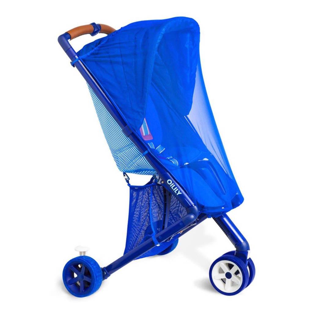 Oilily muskietennet Combi-Buggy - Blauw