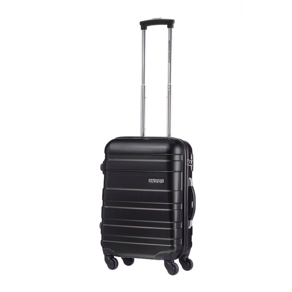 American Tourister Pasadena koffer (55 cm), 55x40x20, Zwart