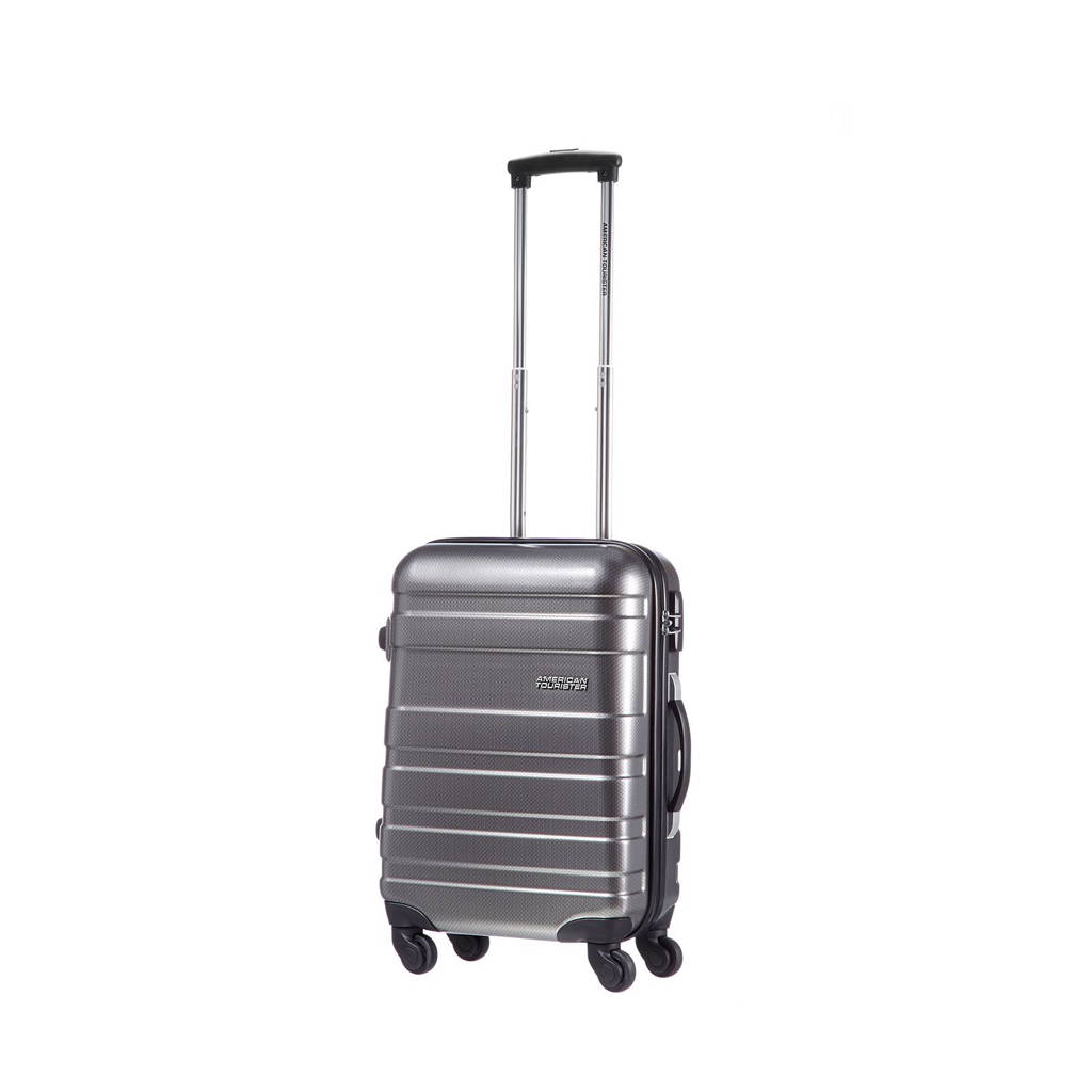 American Tourister Pasadena koffer (55 cm), 55x40x20, Zilver