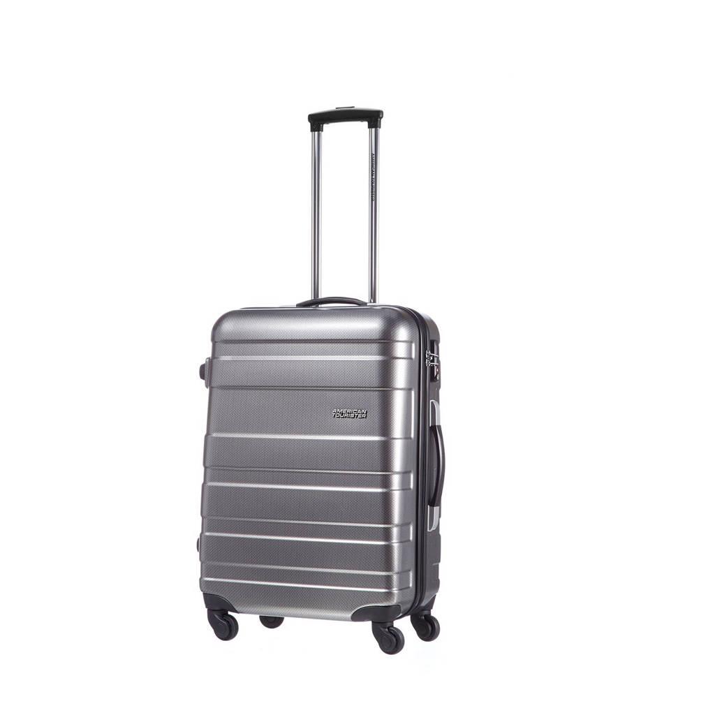 American Tourister Pasadena koffer (67 cm), Zilver