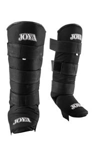 Joya scheenbeschermers Velcro L, Zwart