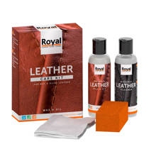 Royal Leather Care Kit - Wax & Oil
