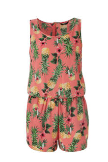 playsuit met all over dessin
