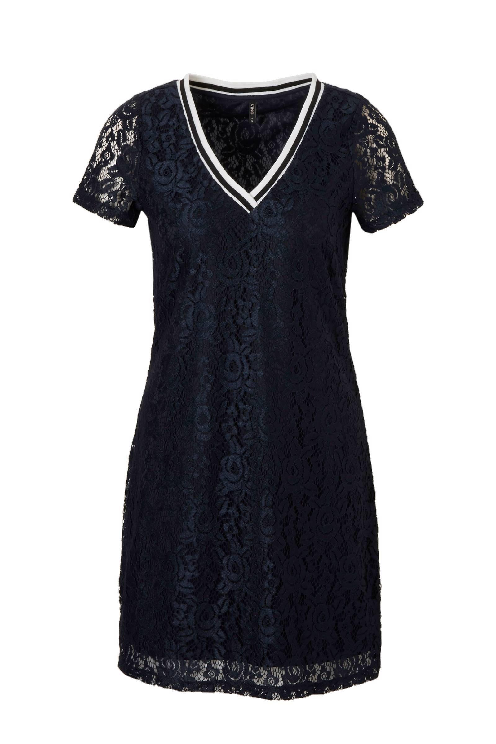 Populair ONLY kanten jurk | wehkamp #ZX13