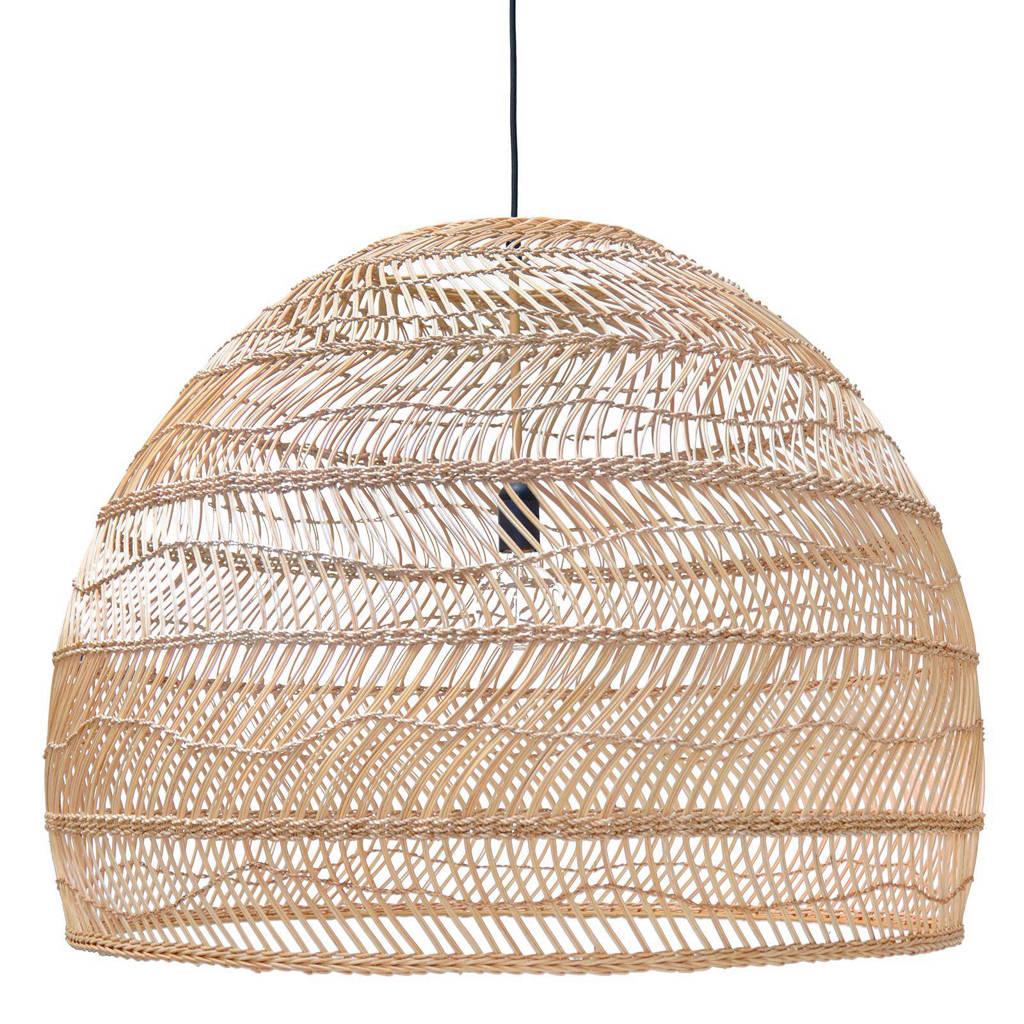 HKliving hanglamp (Ø80 cm), Naturel, 80x80x60 cm