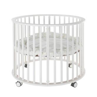 Circa baby box rond Ø95 cm wit