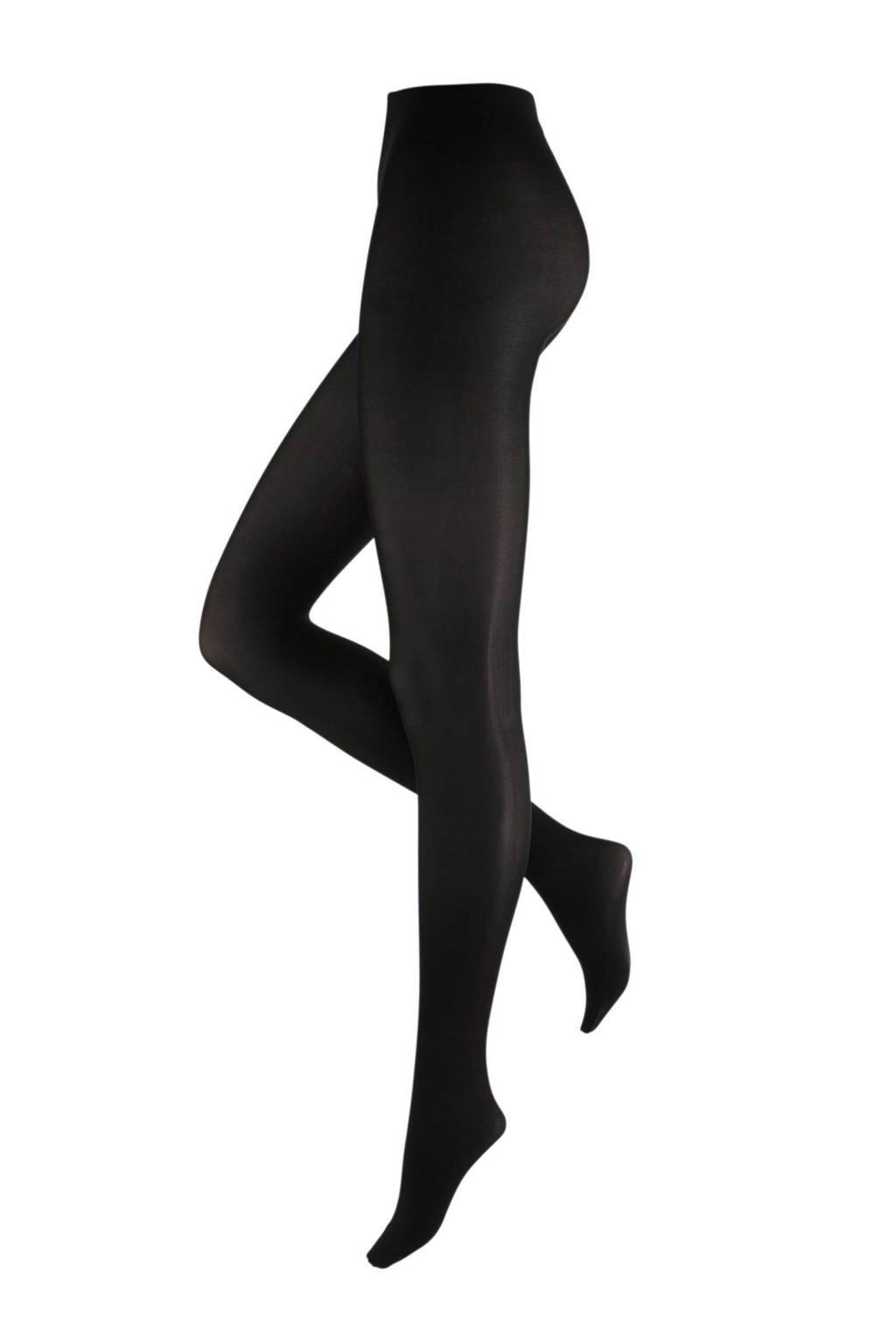 Kunert panty Velvet 40 denier zwart, Zwart